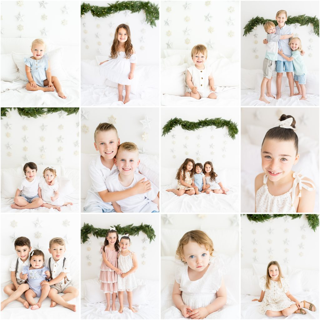 Christmas Mini Sessions as photography by Sutherland Shire Children's Photographer Sevenish Photography